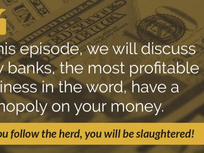E14: How to Break Free from Banks