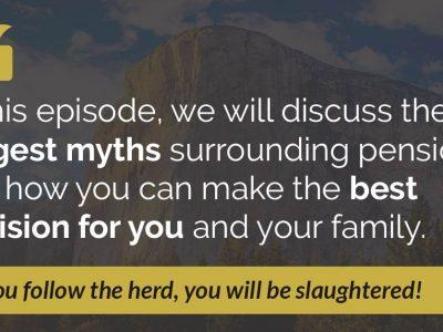 Episode 21: Pension Myths