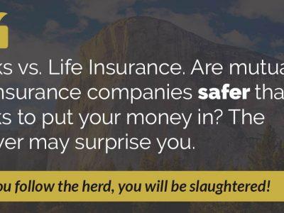 Banks vs. Insurance