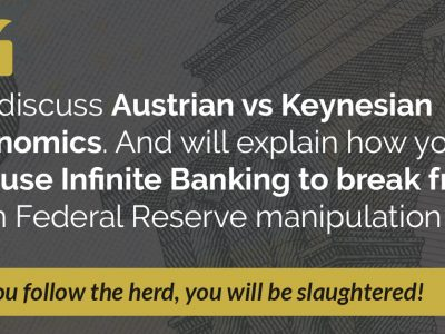E38 - Federal Reserve Money Manipulation