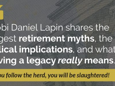 Retirement Myths and Leaving a Legacy