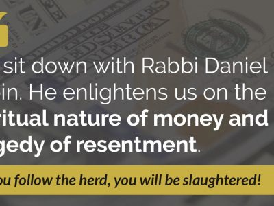 Rabbi Daniel Lapin