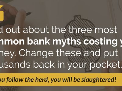 E51: Three Concealed Bank Myths Costing You Money