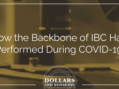 E97: How the Backbone of IBC Has Performed During COVID-19